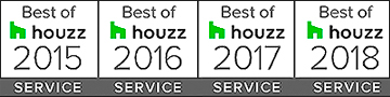 Image of Affinity Stoneworks' Houzz Service Awards