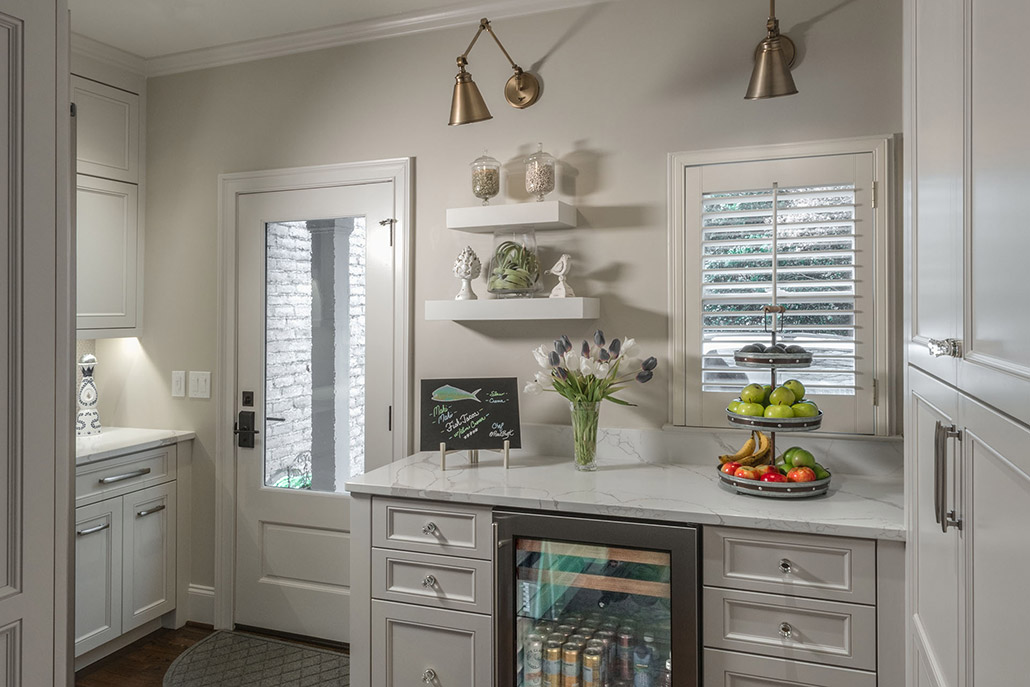 Image of pantry designed by Affinity Stoneworks